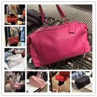COACH 59325 專櫃最新 變形 餃子包 女生 側背包 包包  真皮 手提包