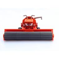 汽車總動員弗蘭克Flank收割機牛大叔合金兒童玩具車模型