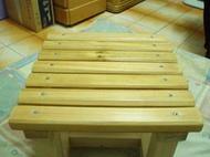 真正台灣檜木椅子