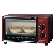 日本公司貨 ZOJIRUSHI 象印 ET-WM22 小烤箱 輕巧小烤箱 酒紅  適小家庭 日本必買