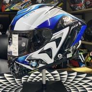 SHOEI安全帽 X14全罩安全帽 透氣吸汗防務頭盔 機車騎士安全帽 SHOEI寶馬聯名款ARAI