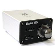 志達電子 BigJoeHD 電光火石 BigJoe HD 專業 DAC / D類數位擴大機 每聲道40W推力 體積小不佔空間