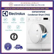 Electrolux EDP2074PDW Condenser Dryer (7kg)