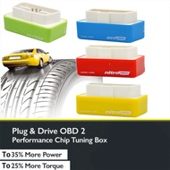 OBD2 Plug and Drive OBDII Performance Chip Tuning Box for Benzine Car popular