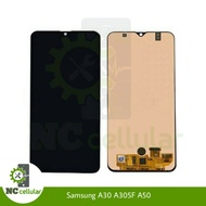 Samsung A30 A305F A50 LCD AAA+ High Quality LCD Touch Screen Digitizer