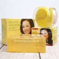 Temulawak Beauty Cream + Whitening Soap