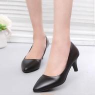 ✨✨ รองเท้าคัชชู ผู้หญิง  รองเท้าแฟชั่นเกาหลี ทนทาน ใส่สบาย เสริมบุคลิกภาพ ✨✨