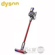 dyson 戴森 V8 Slim Fluffy+ 輕量無線手持式吸塵器 -亮紅【11/30前登錄送2千券+收納架】