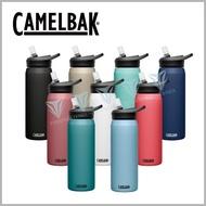 【CAMELBAK】400ml eddy+ 兒童吸管單層不鏽鋼水瓶(兒童水壺)