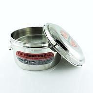 【Dashiang】 316不銹鋼圓形便當盒《泡泡生活》