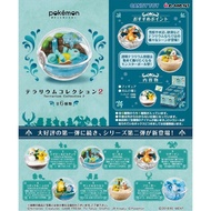 Re-MeNt 神奇寶貝 精靈寶可夢 Pokémon 生態球 盆景球 第二彈 vol.2 盒玩 公仔