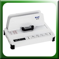 限量送膠裝夾封套2MM一盒100入~BAS 霸世 50TW 桌上型電子膠裝機 全自動/企劃/講義/文書/裝訂可取代T40