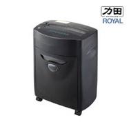 力田 ROYAL 85MX 短碎型碎紙機 【下單加贈A4影印紙一包】