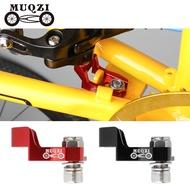 MUQZI Folding Bike C Brake Caliper Extension Seat 20 Inch Frame 406 To 451 Adjustable Adapter Wheel Set Conversion Bracket