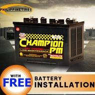 3SMF - MOTOLITE CHAMPION BATTERY (Free Installation)