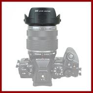 ถูกที่สุด!!! JJC LH-J66 เลนส์ฮู้ดสำหรับ Olympus 12-40mm f/2.8 PRO Lens ##กล้องถ่ายรูป ถ่ายภาพ ฟิล์ม อุปกรณ์กล้อง สายชาร์จ แท่นชาร์จ Camera Adapter Battery อะไหล่กล้อง เคส