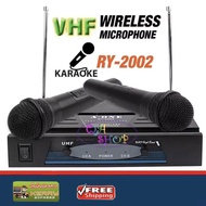 RY-2002 DIGITAL MICROPHONE PROFESSIONAL WIRELESS MICROPHONE SYSTEM