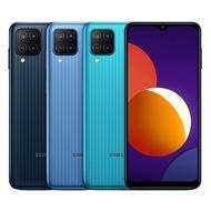 Samsung Galaxy M12 4G/128G 6.5吋超強4鏡頭大容量超鯊機超鯊綠