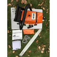 MS660 professional 92cc gasoline chainsaw ms660 with 24 inch bar chain SAW cutter