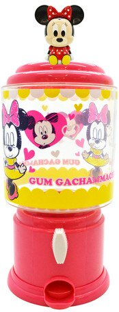 米妮小型扭蛋機 玩具 迪士尼 兒童 日貨 正版授權 J00013540