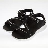 SKECHERS 女 休閒系列涼拖鞋 ULTRA FLEX-32498BKW