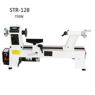 LIVTER In Stock Woodworking Lathe Small Lathe Speed Regulating Micro Machine Tool Woodworking Machinery Lathe Wood Spinning Bead Machine FREE SHIPPING
