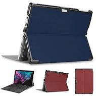 Microsoft Surface Pro6 12.3吋 專用可裝鍵盤平板電腦皮套