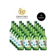Chamisul Jinro Soju Original - 20 Bottle X 360ml