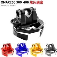 Xmax 300 Xmax 250 Modified Accessories Faucet Base
