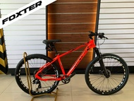 FOXTER MOFFIT 2020 27.5 AUTHENTIC Mountain Bike MTB Red