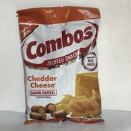 Combos Cheddar Cheese Baked Pretzel Party Size