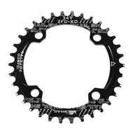 WDEarth Bike Chainring 104 BCD Single Speed Chain Ring 32T 34T 36T 38T