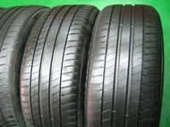 中古米其林輪胎 PRIMACY 3 ZP 205/55/17 91W ***沒補過.失壓續跑胎.義大利製***