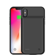 3000mah New Charger Case For Iphone 6 6s 7 8 Plus 4000mAh Power Bank Cover Case For Iphone Xs Max Xr External Battery Pack Case