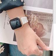 Apple Watch 42/44mm 質感 陶瓷 替換手錶 錶帶