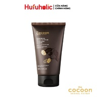COCOON facial scrub cleans soft moisturizing dead cells extracted from Dak Lak COCN16 coffee