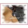 拼布材料/粗包繩壓布腳適用兄弟/juki/勝家/三菱工業用縫紉機平車壓布腳(可車出芽)