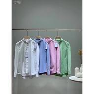 【現貨】HAZZYS 男士純色襯衫