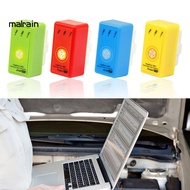 Mal OBD2 ECO Drive Power Plug Fuel Saving Chip Tuning Box for Benzine Cars