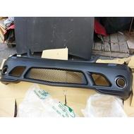 BENZ W204 C300 C63 前保桿 素材 含配件 網子 霧燈 不含安裝考漆 運費