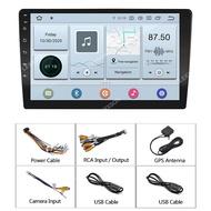 LEXXSON 2G Ram Android Universal Headunit สำหรับรถ9หรือ10.1นิ้วหน้าจอสัมผัส2din รถสเตอริโอกล้องมองเวลาถอยหลัง Dsp วิทยุ Am/Fm