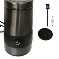 磨粉機110v家用小型電動磨粉機香料打粉機五谷雜糧超細研磨機咖啡磨豆機    都市時尚