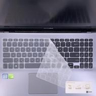 ASUS S530UN 鍵盤保護膜 筆電 專用 鍵盤膜 Vivobook S15 S530 S530U S530UN S530UA S530UF S5300UN 5300FN X512F Laptop 15 X509 X509FJ S512 S512FL A515 X515 X515J X515JF X515JP X515DA X515M