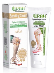 [Urah Micellar Glucosamine Cream] Sporting Cream + MSM + 8% Glucosamine Start Exercising With URAH