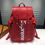 🎊 กระเป๋าเป้ LV x Supreme Backpack