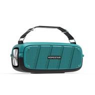 HOPESTAR A20Pro ลำโพงบลูทูธ เสียงดีเบสแน่น ดังกระหึ่ม ของแท้ 100% (แถมไมโครโฟน wireless)