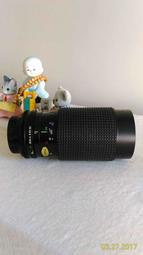 Tokina 80-200mm F3.5 手動望遠鏡頭(FOR CANON)