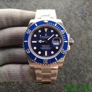 《JAX代購》Rolex 勞力士手錶 綠水鬼腕錶勞力士黑水鬼手錶勞力士金錶勞力士金鬼藍鬼潛航者系列現貨
