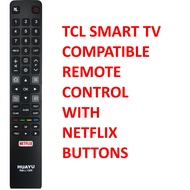 Huayu RM-L1508+ TCL Smart TV Compatible Remote Control with Netflix Button