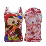 Fantasia Singlet of Boboiboy Children